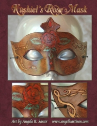 Kushiel's Rose Mask
