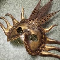 The Sun Prince's Mask