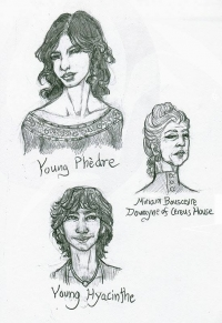 Phedre's Childhood Sketches