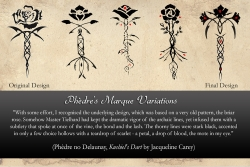 Phedre's Marque Variants