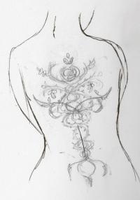 Phedre's Marque Sketch