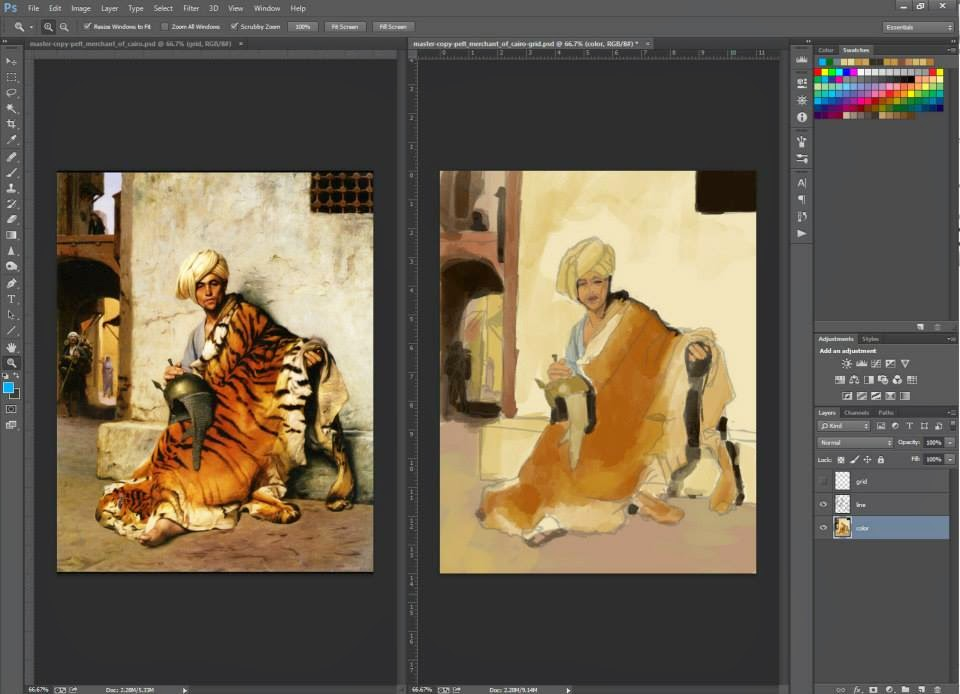 7 Things About Digital Painting From A Traditional Artist