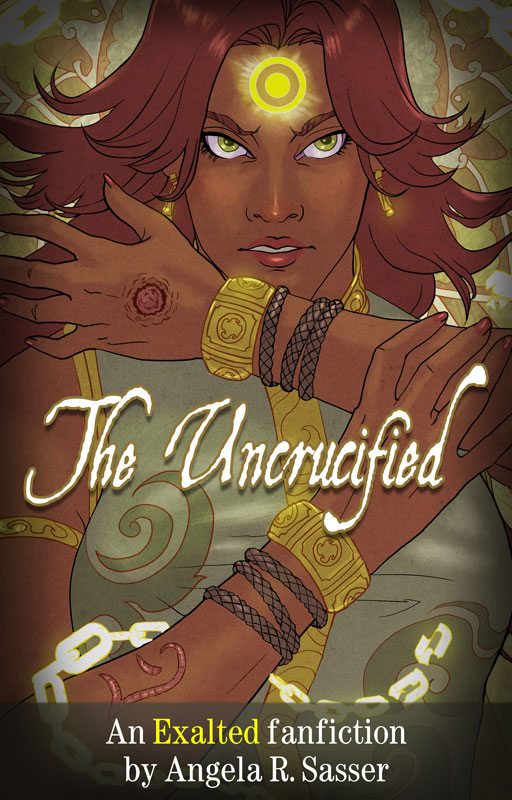 The-Uncrucified-Wattpad-cover